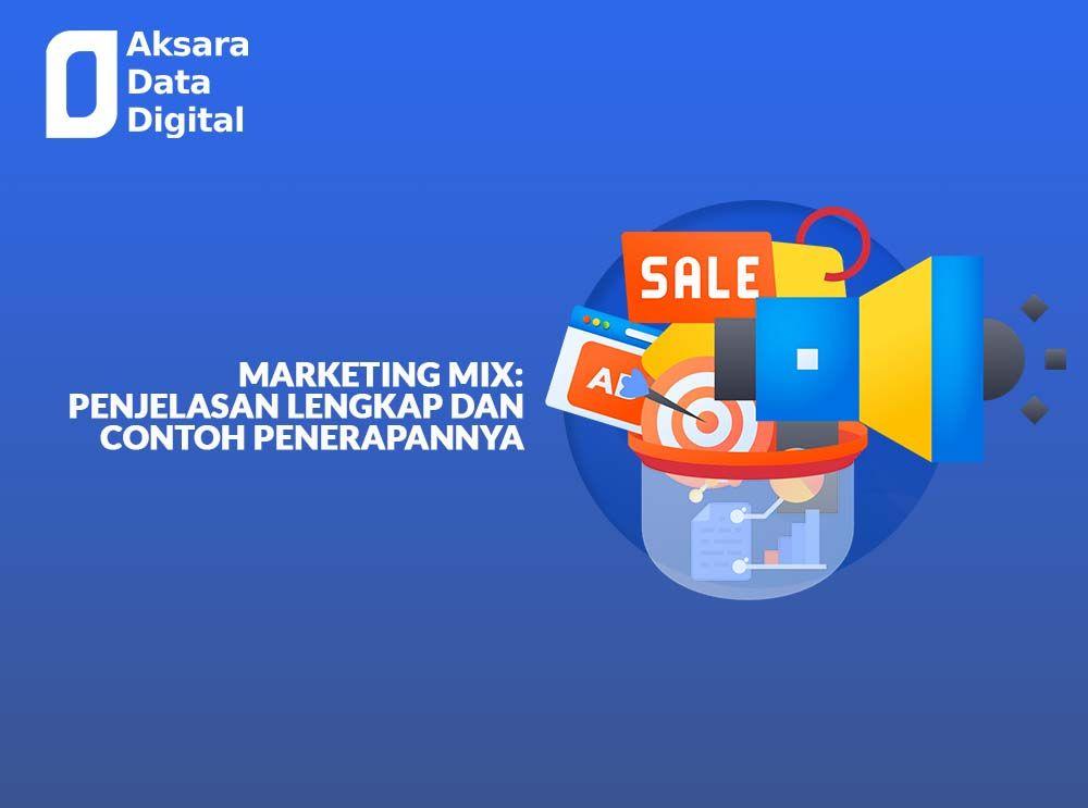Marketing Mix adalah