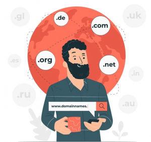 Ekstensi domain adalah