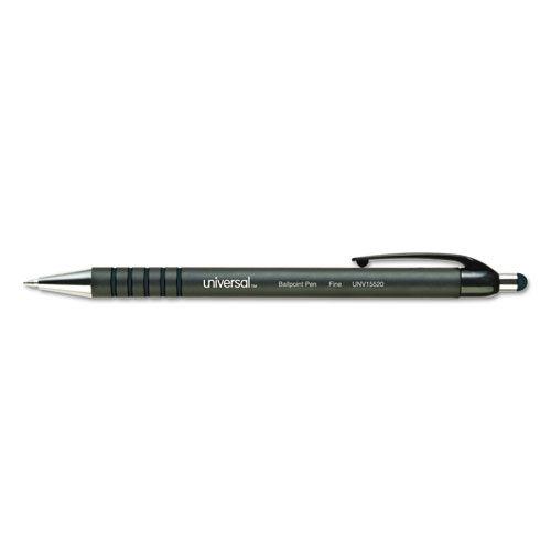 Universal trade; Comfort Grip Retractable Ballpoint Pen