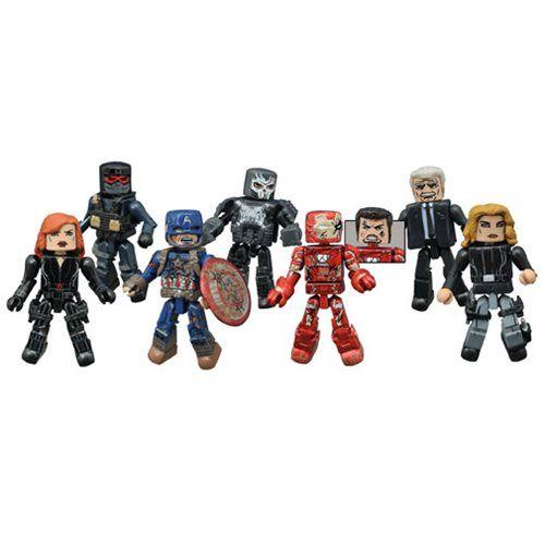 Marvel Minimates Series 31 Captain Marvel
