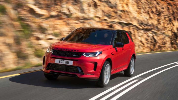 2020 Land Rover Discovery Sport Image