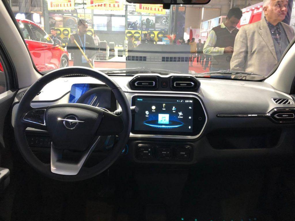 Haima EV1 Hatchback Interior