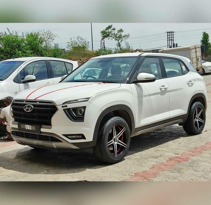 2020 Hyundai Creta Alloy Wheels