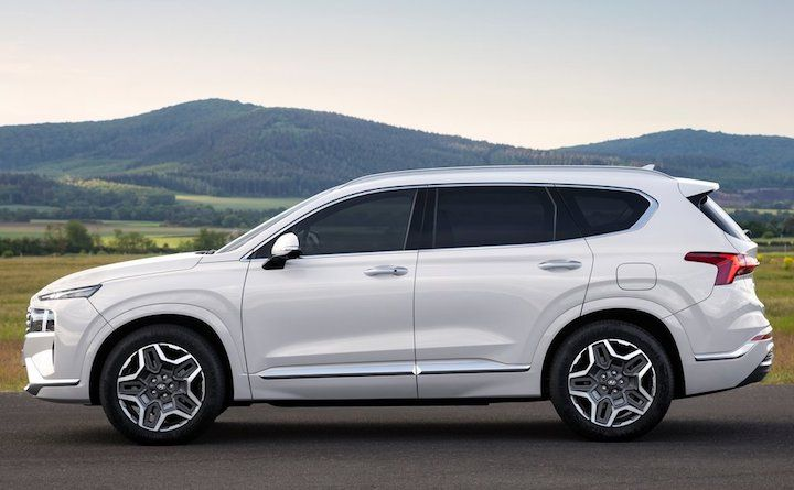 2021 Hyundai Santa Fe Revealed Will It Come To India