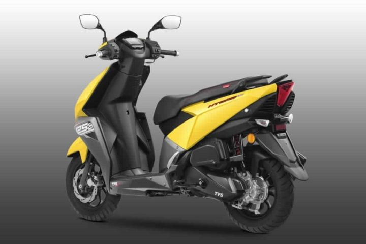 tvs ntorq bs6 price in india