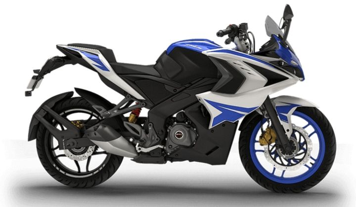 pulsar rs 200 bs6 price in india