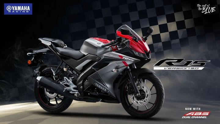 yamaha r15 v3 bs6 price in india