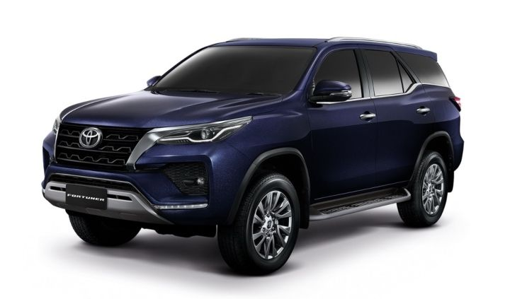 2021 Toyota Fortuner Facelift BS6 Bookings Open