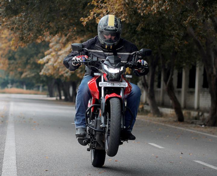 2020 Hero Xtreme 160R BS6 Top Speed