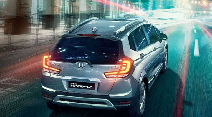 New 2020 Honda WR-V BS6 Price