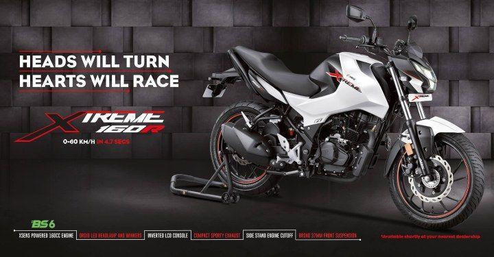 2020 Hero Xtreme 160R BS6 Price