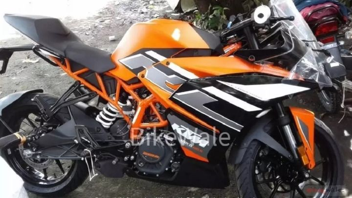 KTM RC 200 BS6 New orange Colour variant Price