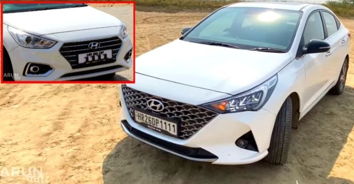 Old Verna Converted To New 2020 Hyundai Verna Facelift