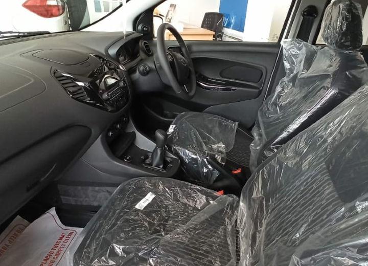 Ford Figo Titanium BS6 Features