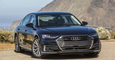 2020 Audi A8L Image