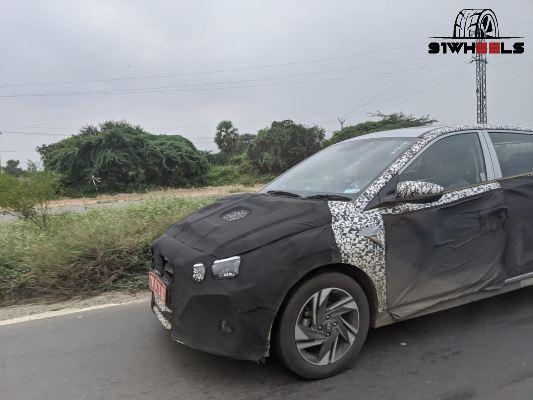 2020 Hyundai i20 India Image