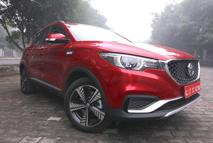 MG ZS EV Will Be Offered In Two Variants