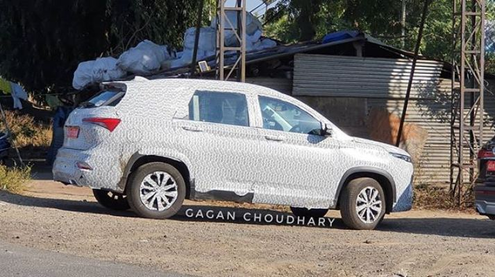 MG Hector Plus Image