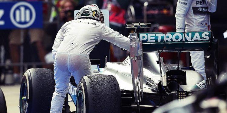 How Do F1 Drivers Pee
