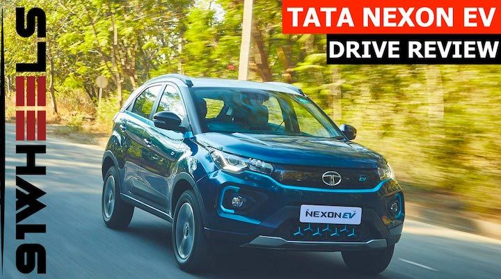 Tata Nexon EV Test Drive Review