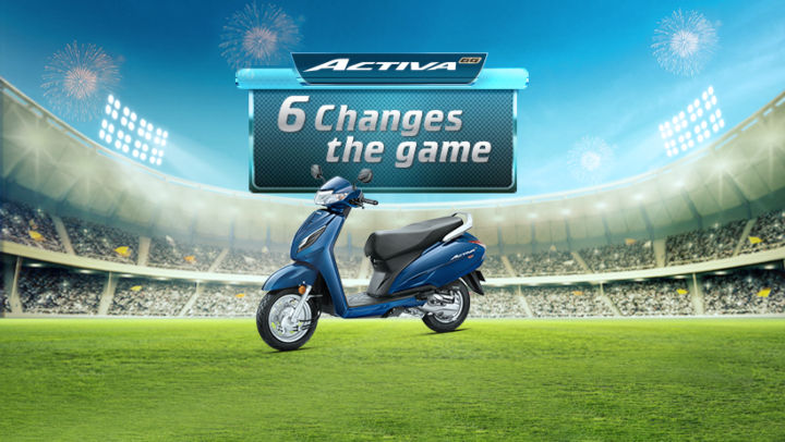 Honda Activa 6G BS6 Image