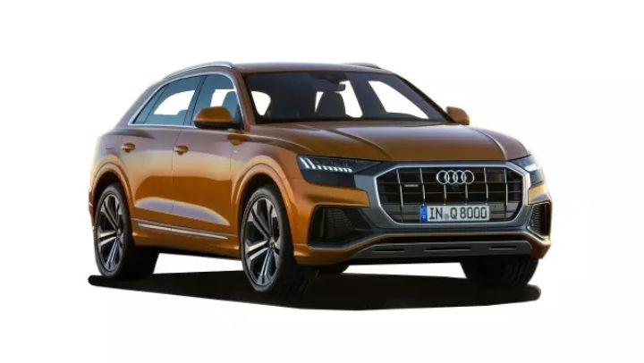Audi Q8 Launch India Image