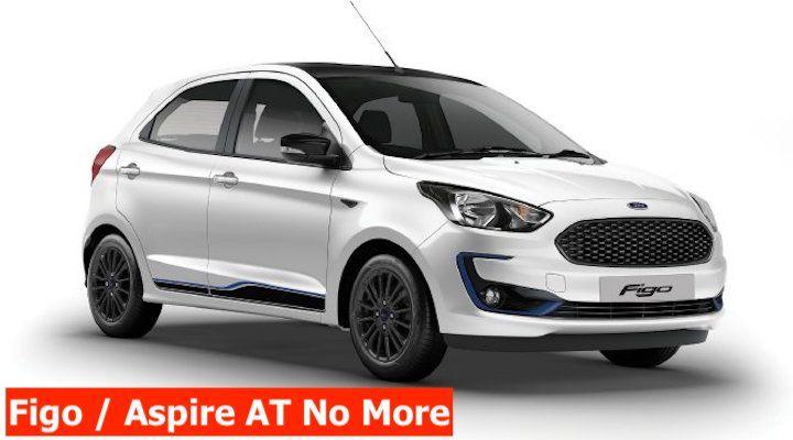 Ford Figo Aspire Automatic