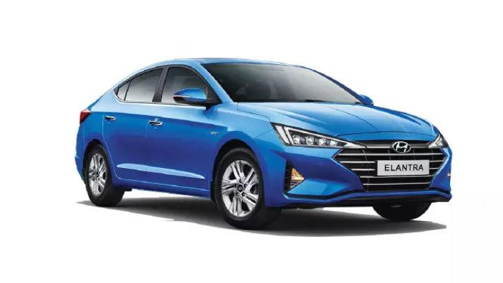 Hyundai Elantra Facelift Sales Image