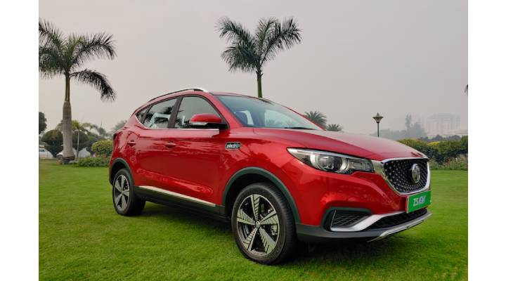 MG ZS EV Receives Over 2000 Bookings; A Threat To Hyundai Kona?
