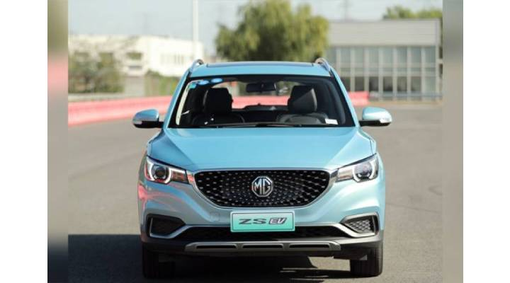 MG ZS EV Scheduled To Launch On January 27; Bookings Close Tomorrow
