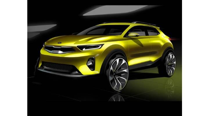 Kia QYI Sub Compact SUV Image