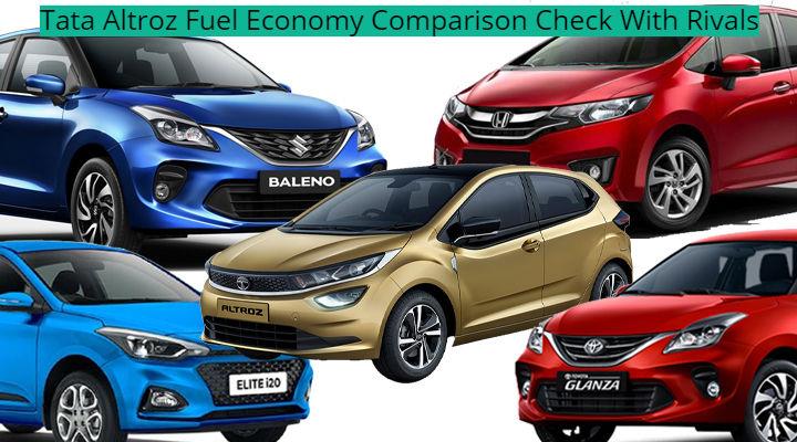 Tata Altroz Fuel Economy Image