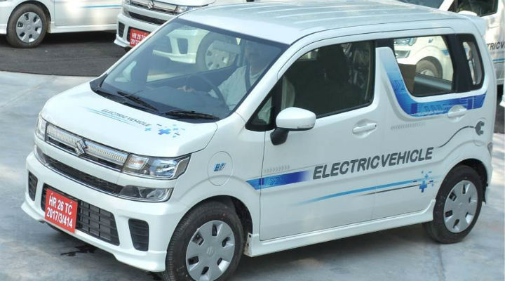Maruti WagonR EV to sound like a jet engine? We explain!