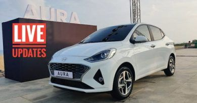Hyundai Aura Launch Image