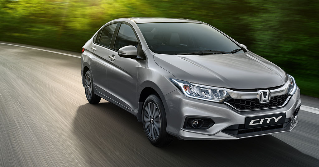 honda city bs6