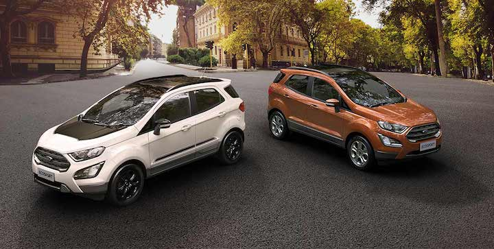ford ecosport bs6 top five powerful cars 10 lakh Image
