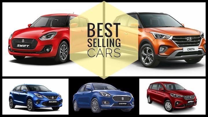 Best Selling Cars of December 2019 - Hyundai Creta, Maruti Dzire, Baleno and More