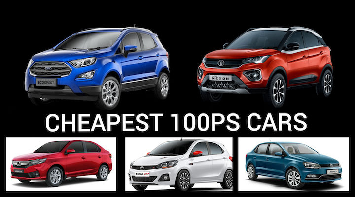 100 ps cars