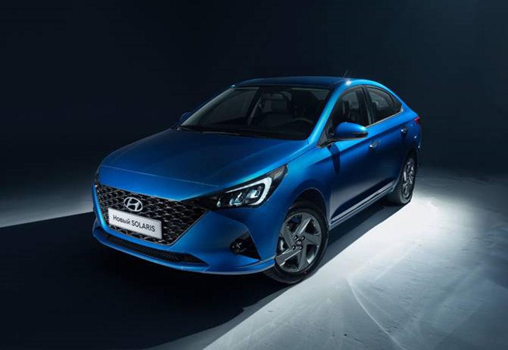 Hyundai Venra Facelift Front