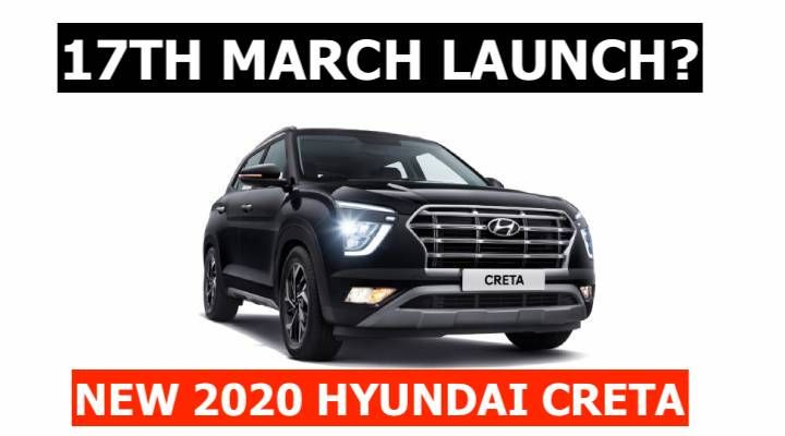Hyundai To Launch 2020 Creta On 17th March; Unofficial Booking Starts