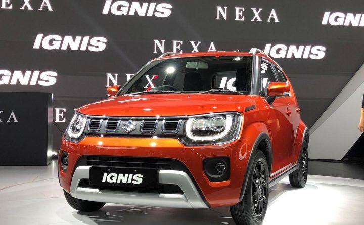 Maruti Ignis BS6 Facelift