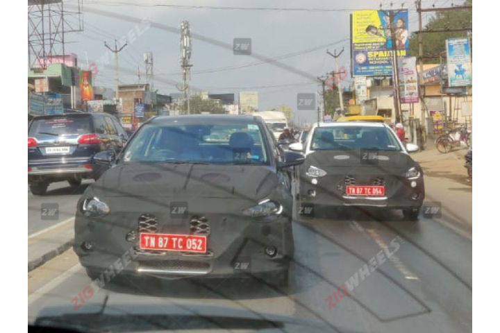 Hyundai Verna Facelift Spied Testing In India; Launch Soon