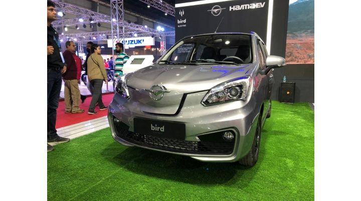 Haima EV1 Hatchback