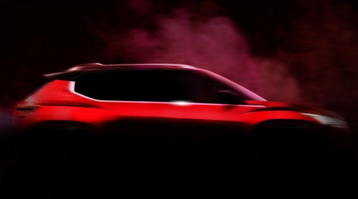 The teaser of upcoming Nissan SUV to rival Maruti Suzuki Brezza OUT