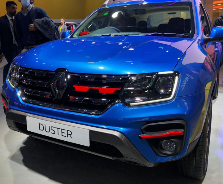 Updated Renault Duster Turbo