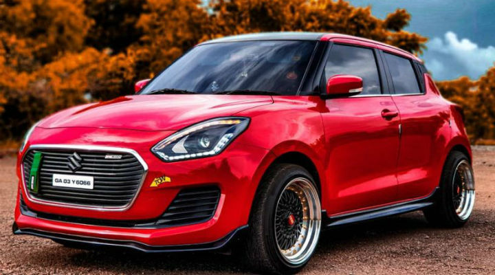 Modified Maruti Swift: FIVE best-modified examples from India
