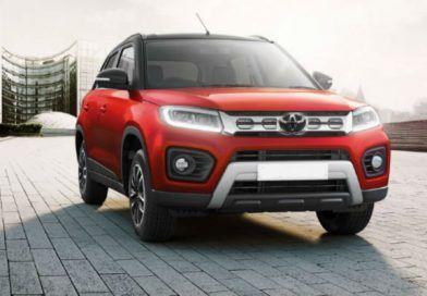 Toyota To Launch The Re-Badged Maruti Vitara Brezza In April