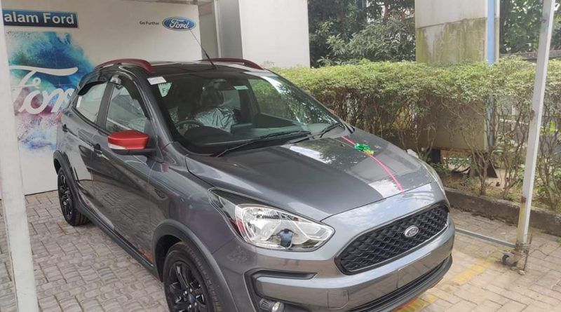 Ford Freestyle Flair