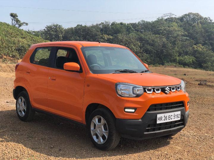Maruti S-Presso February Sales Image