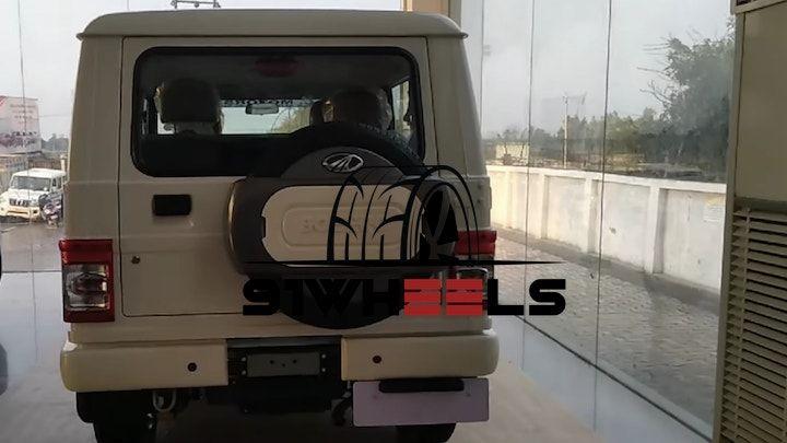 Mahindra Bolero BS6